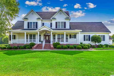 Aynor SC Single Family Home For Sale: $545,000