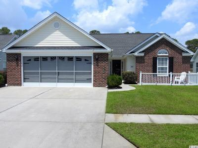 Surfside Beach Single Family Home For Sale: 164 Somerworth Circle