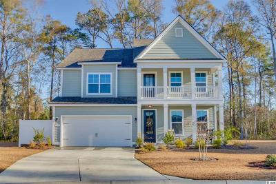 Murrells Inlet Single Family Home For Sale: 30 Salvia Ct.