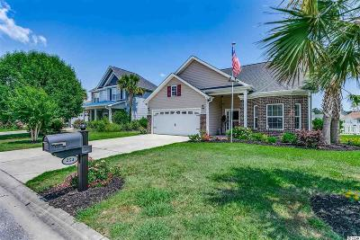Myrtle Beach Single Family Home For Sale: 254 Cabo Loop