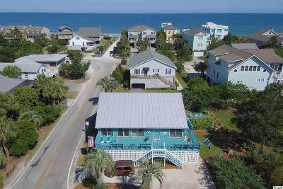 Pawleys Island Single Family Home For Sale: 290 Myrtle Ave.