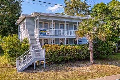 North Myrtle Beach Multi Family Home For Sale: 2708 Hillside Dr. S