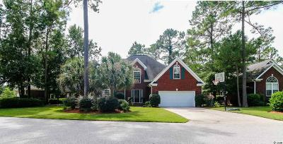 Myrtle Beach Single Family Home For Sale: 1409 Highland Circle