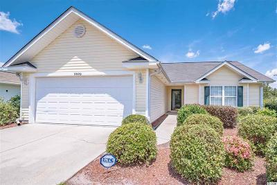Myrtle Beach Single Family Home For Sale: 5020 Billy K Trail