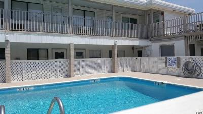 North Myrtle Beach Condo/Townhouse For Sale: 5201 N Ocean Blvd. #48