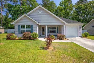 Conway Single Family Home For Sale: 260 Upper Saddle Circle