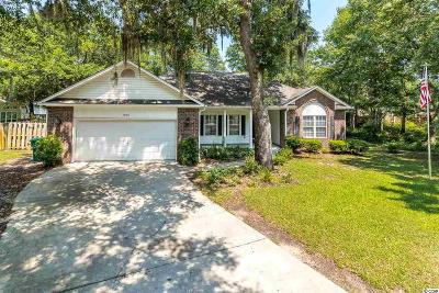 Murrells Inlet Single Family Home For Sale: 806 Flicker Pl.