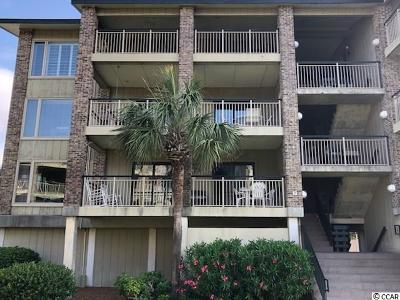 Pawleys Island Condo/Townhouse For Sale: 320 Myrtle Ave. #D6