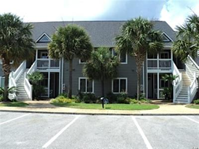 Myrtle Beach Condo/Townhouse For Sale: 713 Seascale Ln. #5-D