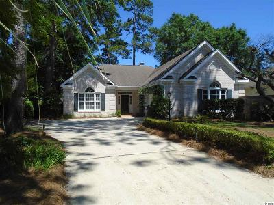 Pawleys Island Single Family Home For Sale: 200 Dornoch Dr.