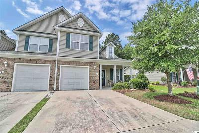 Murrells Inlet Condo/Townhouse For Sale: 791 Painted Bunting Dr. #E