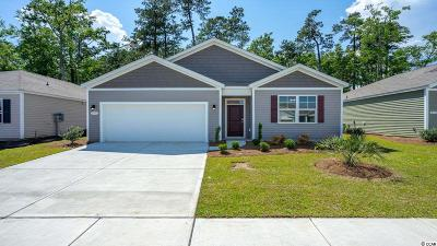 Myrtle Beach, North Myrtle Beach Single Family Home Active Under Contract: 2896 Lunar Ct.