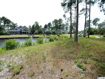 Georgetown County, Horry County Residential Lots & Land For Sale: 591 Oxbow Dr.