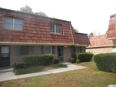 Conway SC Condo/Townhouse Active Under Contract: $85,000