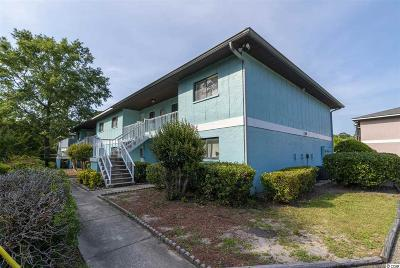 Myrtle Beach Condo/Townhouse For Sale: 1301 Pridgen Rd. #1208