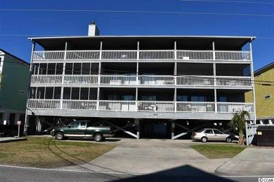 Surfside Beach Condo/Townhouse For Sale: 612 N Ocean Blvd. N #302