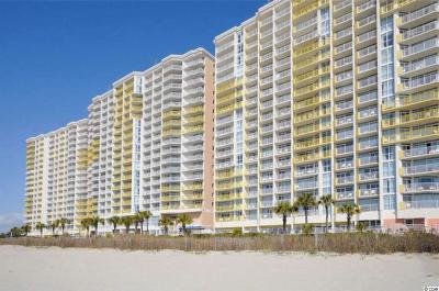 North Myrtle Beach Condo/Townhouse For Sale: 2801 S Ocean Blvd. #1435