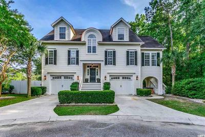 Murrells Inlet Single Family Home For Sale: 15 Vintners Ln.