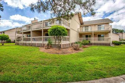 Myrtle Beach SC Condo/Townhouse For Sale: $117,000