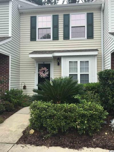 Myrtle Beach SC Condo/Townhouse For Sale: $142,900
