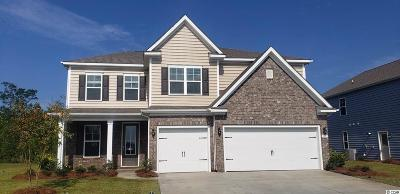 Myrtle Beach Single Family Home Active Under Contract: 5275 Stockyard Loop