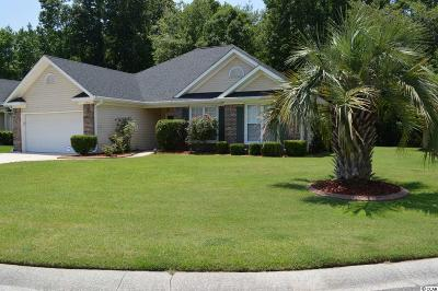 Murrells Inlet Single Family Home For Sale: 2510 Oriole Dr.