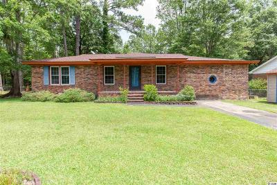 Myrtle Beach Single Family Home For Sale: 3912 Wild Turkey Circle