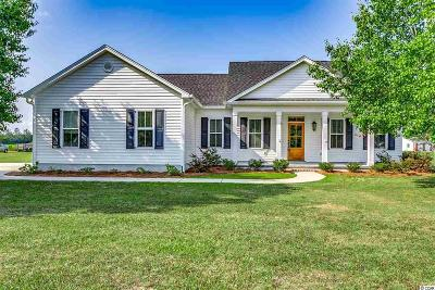 Conway SC Single Family Home For Sale: $204,900