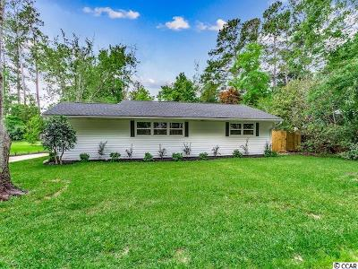 Conway Single Family Home For Sale: 1401 Oak St.