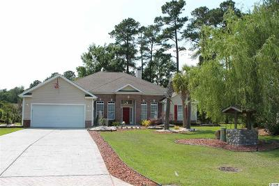 Myrtle Beach Single Family Home For Sale: 604 Barcreek Ct.