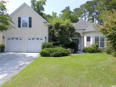 Murrells Inlet Single Family Home For Sale: 6391 Longwood Dr.