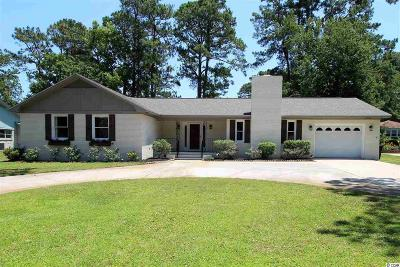 Single Family Home For Sale: 1415 Gibson Ave.
