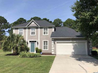 Myrtle Beach Single Family Home For Sale: 2881 Mashie Dr.