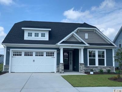 Little River Single Family Home Active Under Contract: 409 Feathergrass Way