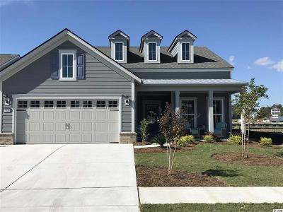 Myrtle Beach Single Family Home Active Under Contract: 6595 Pozzallo Place