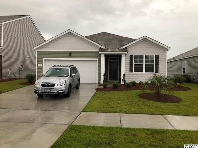 Myrtle Beach, North Myrtle Beach Single Family Home For Sale: 2543 Eclipse Dr.