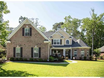 Myrtle Beach SC Single Family Home For Sale: $535,500