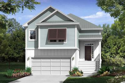 Murrells Inlet Single Family Home For Sale: 511 Chanted Dr.