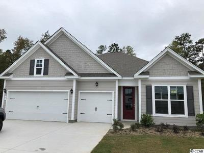 Georgetown County Single Family Home Active Under Contract: 64 Black Pearl Court