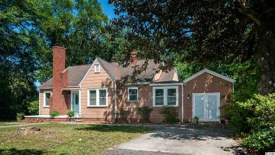 Georgetown Single Family Home Active Under Contract: 1707 Oak St.