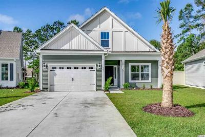 Murrells Inlet Single Family Home For Sale: 232 Heron Lake Ct.