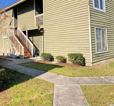 Myrtle Beach Condo/Townhouse For Sale: 600 37th Ave. N #106