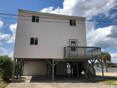North Myrtle Beach Single Family Home For Sale: 3603 Lake Dr.