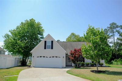 Myrtle Beach Single Family Home For Sale: 250 Sugar Mill Loop