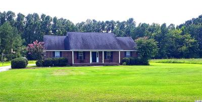 Conway Single Family Home For Sale: 2375 West Rd.