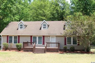 Longs Single Family Home Active Under Contract: 7965 Highway 90