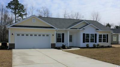 Loris Single Family Home For Sale: 104 Browns Hollow Ct.