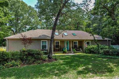 Pawleys Island Single Family Home Active Under Contract: 657 Hawthorn Dr.