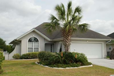 Murrells Inlet Single Family Home For Sale: 8012 Leeward Ln.