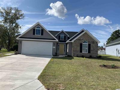 Longs Single Family Home Active Under Contract: 87 Palmetto Green Dr.